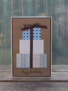 Happy Birthday by Kraftikat - Cards and Paper Crafts at Splitcoaststampers