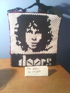 Jim Morrison kandi Purse