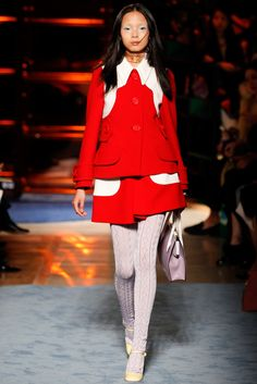 Miu Miu Spring 2014 Ready-to-Wear - Collection - Gallery - Style.com