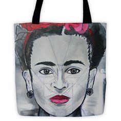 Tote Bag - Frida & Sophia Loren by VIDA VIDA VhevMbi
