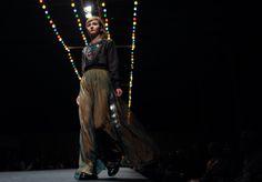 Veronika Vimpelova - Proxecto final - Debut 2013 Estudos Superiores en Deseño Téxtil e Moda de Galiza ESDEMGA