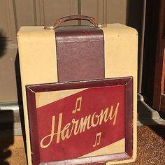 1940s-Harmony-Valco-Silvertone-Model-200-Vintage-1940s-Tube-Amp-Amplifier