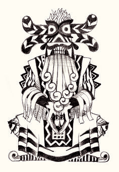 pencil - drawing - Giuseppe Santoro
