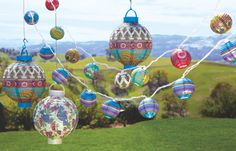Rio Lanterns at Cost Plus World Market