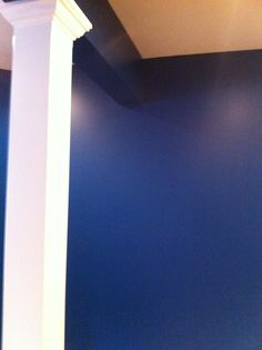 Behr paint Deep Blue Sea