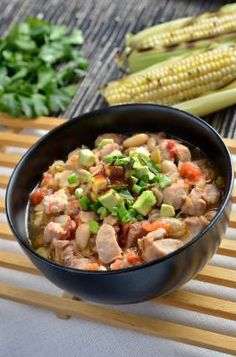 Slow Cooker White Bean Turkey Chili Recipe