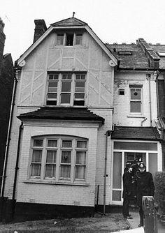 Cranley Gardens house where Dennis Nilsen lived