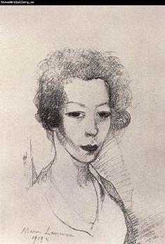 Marie Laurencin Self-Portrait