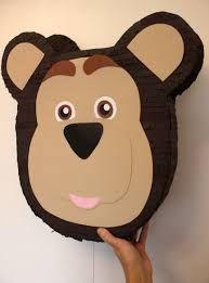 Resultado de imagen para fotos de moldes de servilleteros de masha y el oso