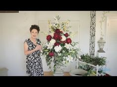 How to Keep Tall Centerpieces From Falling : Floral Arrangements for Weddings & Centerpieces - YouTube
