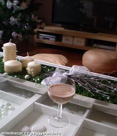 Kávový krémový likér nejen na Vánoce Christmas Baking, Christmas Cookies, Kimchi, Smoothies, Food And Drink, Fruit, Vegetables, Tableware, Limo