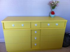 Swenson Style: Dresser Reveal {Not Your Gma's Dresser}