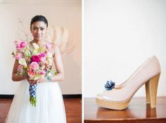 Rose Quartz by Yolande Snyders & Yellow Papaya South African Weddings, Bridesmaid Dresses, Wedding Dresses, Rose Quartz, Wedding Styles, Wedding Photography, Formal Dresses, Yellow, Inspiration