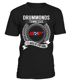 Drummonds, Tennessee - It's Where My Story Begins #Drummonds