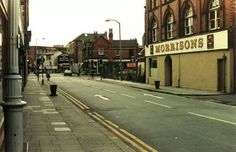 Morrisons Wigan Morrisons, British Isles, Old Pictures, Scotland, Ireland, Mighty Mighty, Past, Old Things, Street View