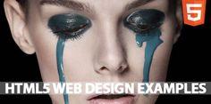 26 HTML5 Web Design Examples #webdesign #inspiration