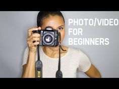 Shameless Maya: Photo & Video For Beginners  Love her channel but this video she provides tips on Aperture, Shutter Speed, and ISO. Good stuff.