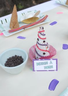 CAKE Creative Co.: Mystical Unicorns | a 5th Birthday Party