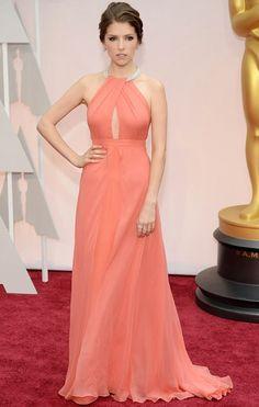 Оскар 2015: платья на красной дорожке