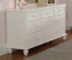 Hillsdale Westfield Dresser 1354-716