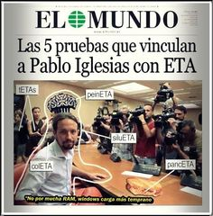 Exclusiva Pablo Iglesias y Podemos