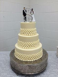 Wedding Cake By Lydia Scarvey