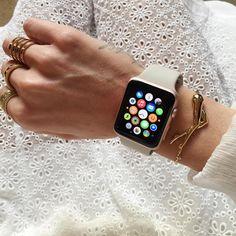 "Chiara Ferragni on Instagram: ""Always on my wrist during this Fashion Month ⌚#AppleWatch I want."