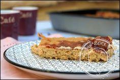 Gâteau au tapioca à l'amande - sans gluten et sans lactose