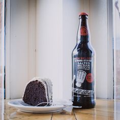 New Belgium Brewing Blog > Make this chocolate cake with Salted Belgian Chocolate Stout!