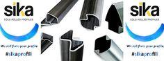 Customized steel profiles. www.sikaprofili.com
