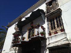 Casco Antiguo Marbella, Calle Ancha, The old town Marbella.