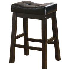 "Wildon Home ® Duncan 24"" Bar Stool with Cushion"