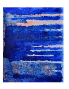 Maree-haute3-9 Encres et pigments sur papier. Marie Boiseaubert