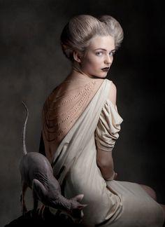 createdmagicalbeauty:  Helen Sobiralski