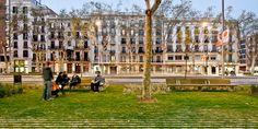 Passeig De St Joan Boulevard by Lola Domènech-02 « Landscape Architecture Works   Landezine