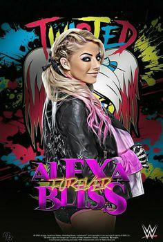 Wrestling Divas, Women's Wrestling, Hottest Wwe Divas, Becky Wwe, Alexis Bliss, Chris Benoit, Ranger, Halloween Horror Movies, Wwe Pictures