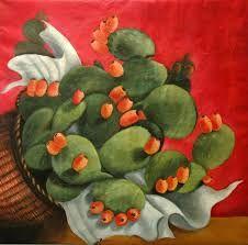 Image result for PINTURAS DE NOPALES PINTORES MEXICANOS PINNED by My Art y Lezama
