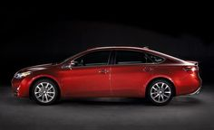 2013 Toyota Avalon The Best Car