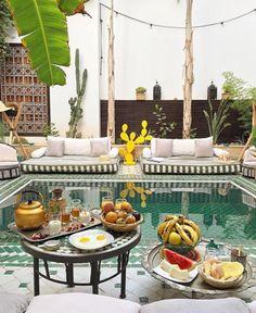 elasan: Le Riad Yasmine, Morocco