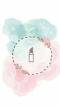 Instagram Logo, Instagram Story, Cupcakes Wallpaper, Insta Icon, Instagram Highlight Icons, Story Highlights, Logo Design, Lily, Pastel