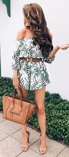 Perfect Summer Outfit That Always Looks Fantastic