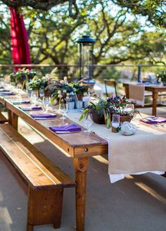 The natural theme carried through to the reception where rainbow colored fruits and vegetables overflowed from the bar area and were interspersed amongst the bright green potted plants that served as centerpieces.