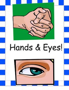 Whole Brain Teaching: Hands and Eyes