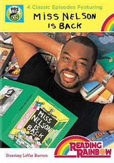 Provo Library Children's Book Reviews: Reading Rainbow DVDs | Best