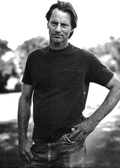 Sam Shepard - Intellectual, style and value icon....acting is just the tip of the iceburg.