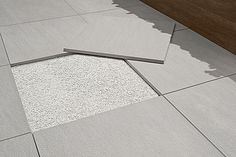 AEXTRA 20: porcelain stoneware in 20mm thickness for outdoor use