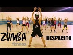 ZUMBA - Despacito   Luis Fonsi ft Daddy Yankee   Professor Irtylo Santos - YouTube