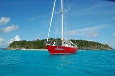 #Adriatica nel Mar dei #Caraibi