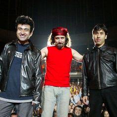Los Prisioneros:  banda de rock chilena