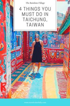 Four Things You Must Do While Visiting Taichung, Taiwan